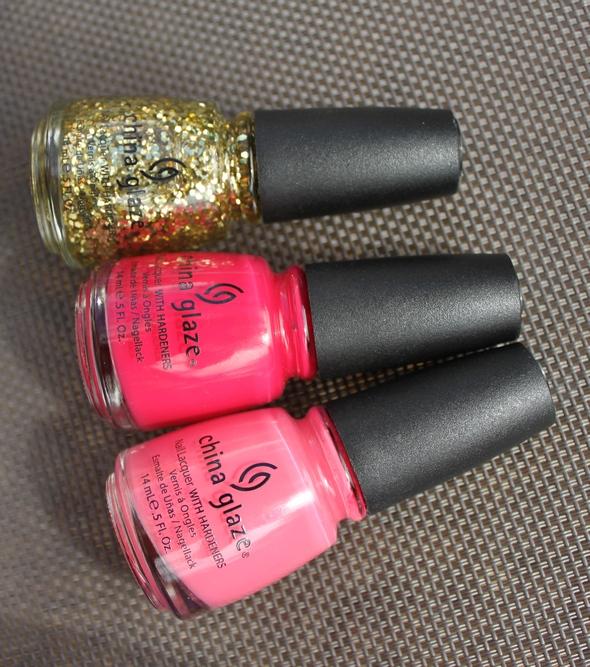 nail polish china glaze Transdesign vernis