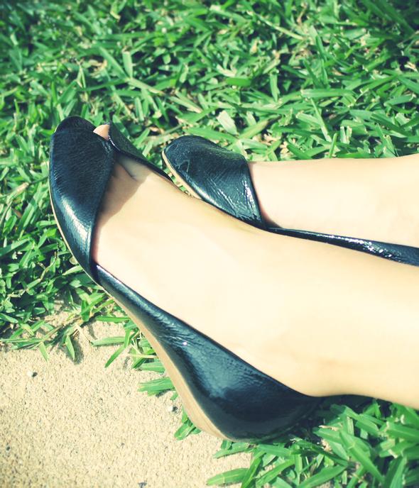 minelli sandales vernies