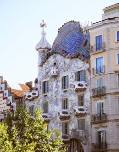 Barcelone Casa Batlló