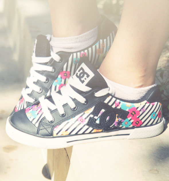 baskets dc shoes