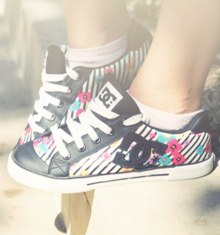 dc shoes baskets