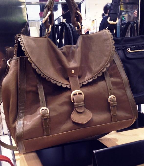 See By Chloé poya sac à main cartable