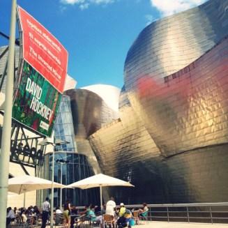 bilbao guggenheim musee museum blog voyage espagne pays basque