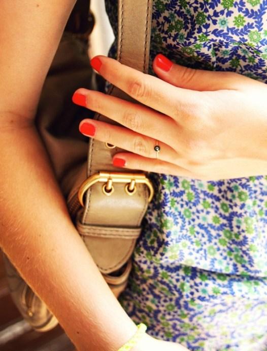 tenue detail style robe dress mango inspiration iles grecques