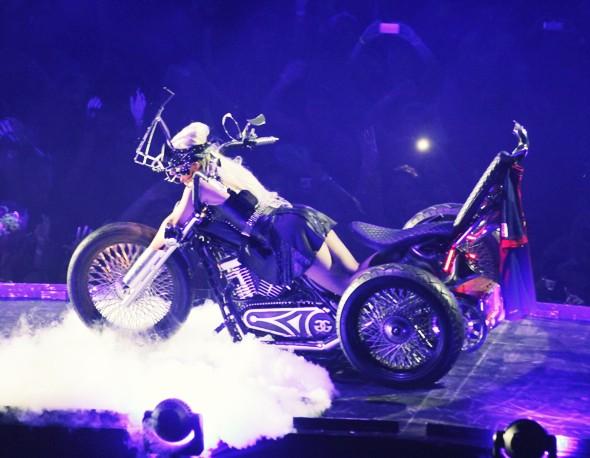 lady gaga moto