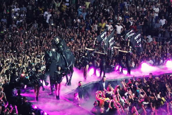 born this way barcelona