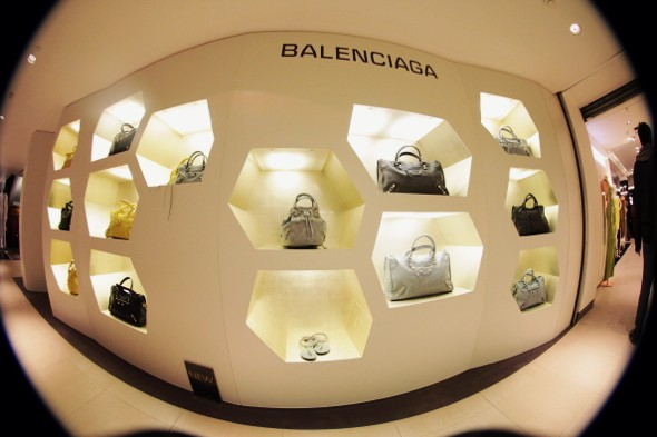 balenciaga boutique