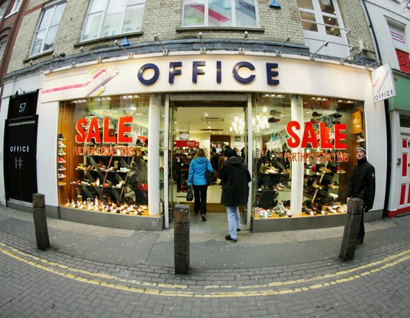 office londres