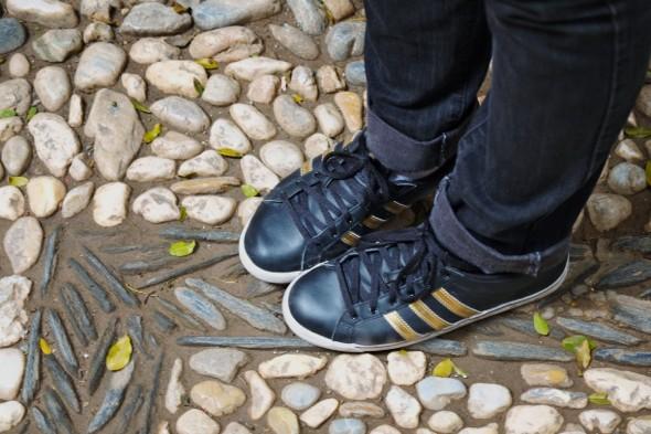 alhambra granada shoes sneakers adidas originals_effected