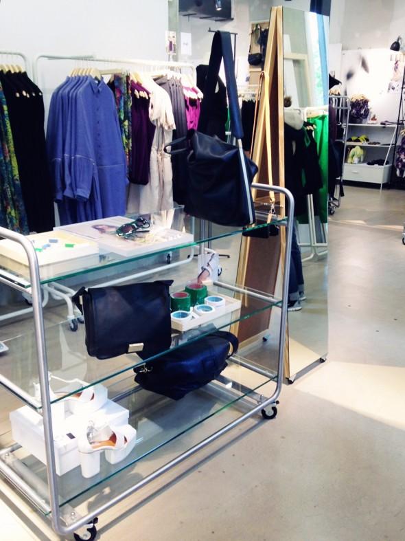 boutique barcelone mode