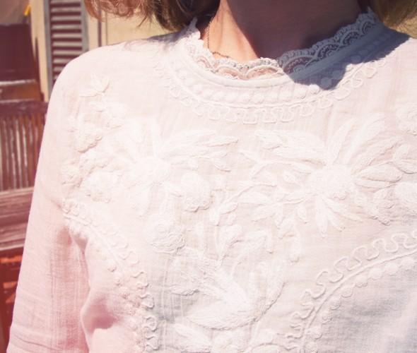 blouse H&M 2013 cotton coton_effected
