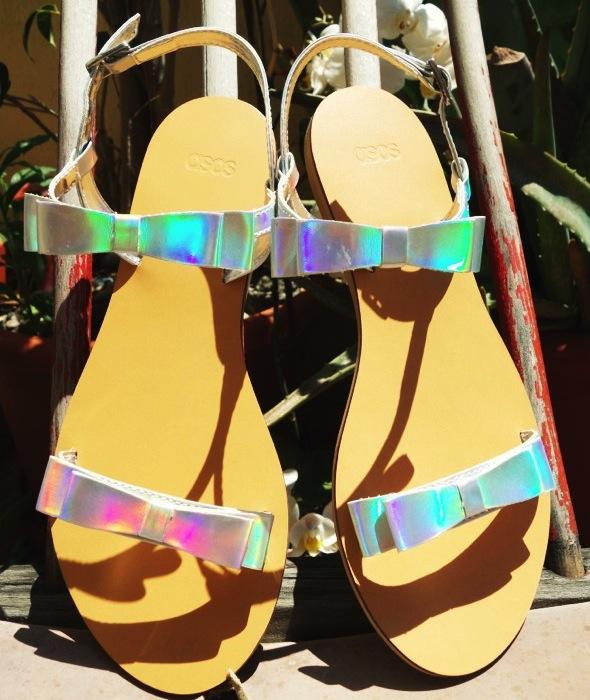 sandales d'été