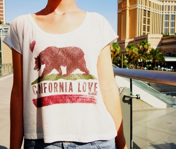 california love billabong