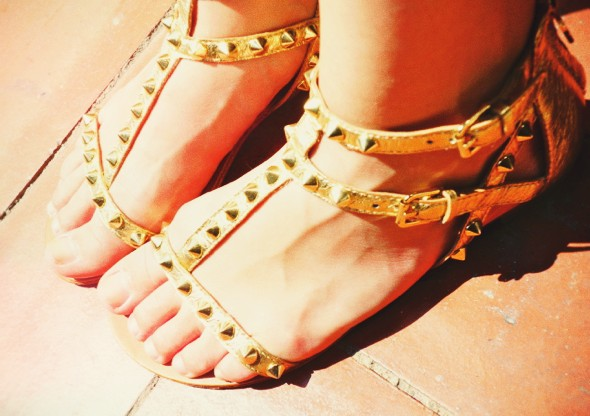 -shoes chaussures ash italia malibu gold doré_effected