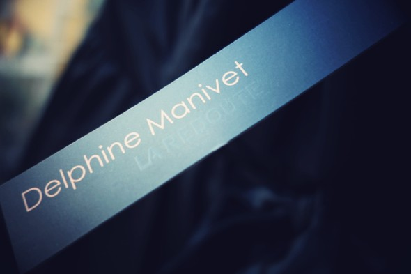 -robe bustier noire delphine maniet la redoute 2013 soirée mariage dress_effected