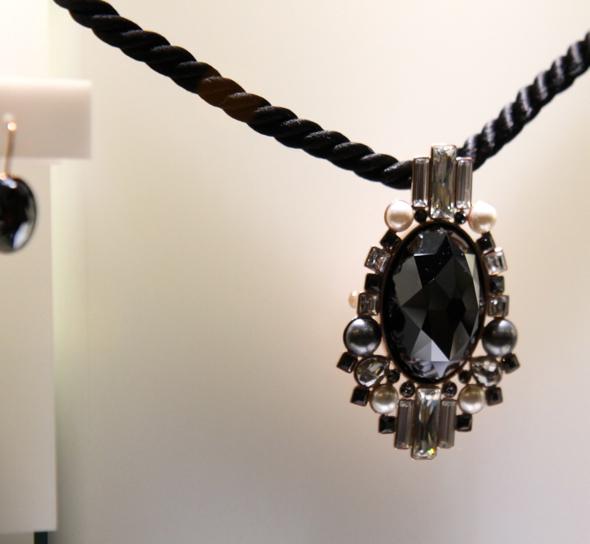 swarovski collier necklace