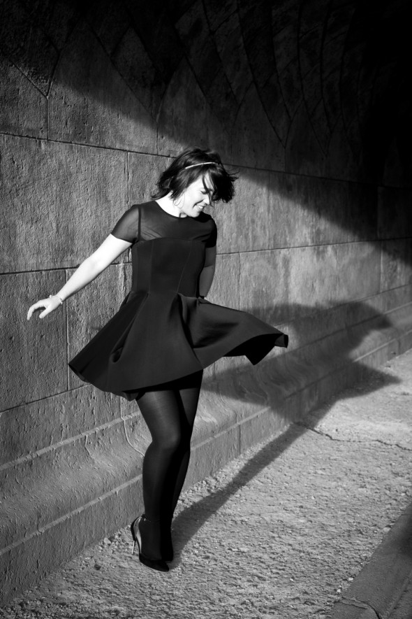 Robe_Sandro_Chaussures_Miu_Miu-2
