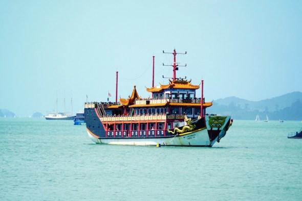 Langkawi boat_effected
