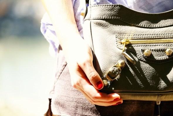 balenciaga hip giant grey gris pyrithe bag sac leather mode fashion_effected