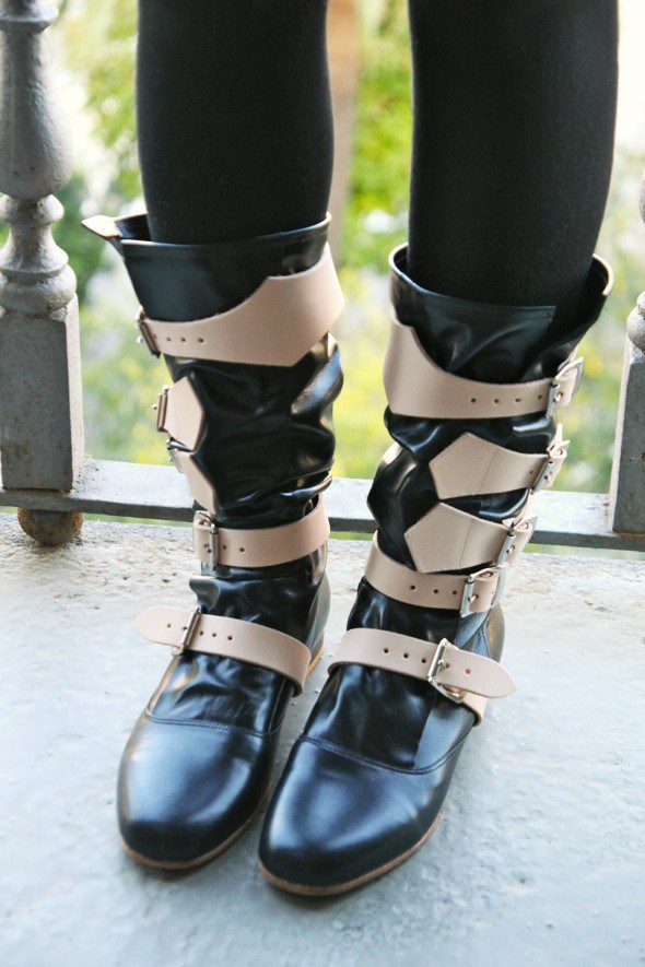 pirate boots vivienne westwood
