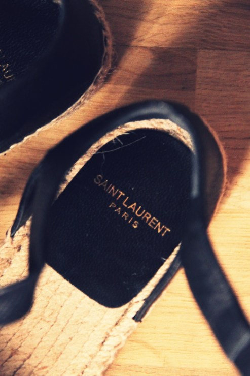 Chaussures Saint Laurent