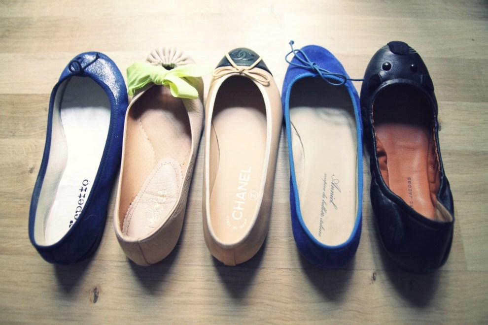 ballerines chanel repetto anniel