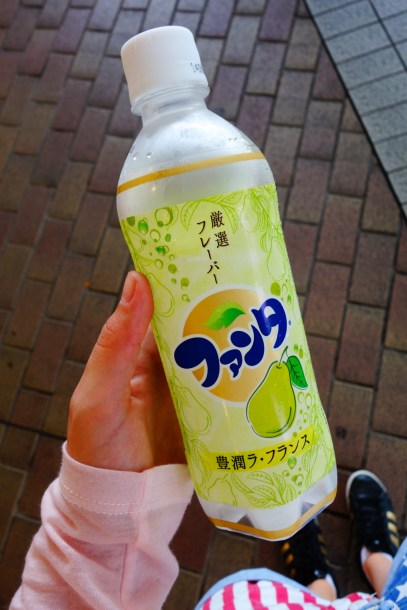 pear_poire_fanta_drink_soft_japan_japon_boissons_vending_machine