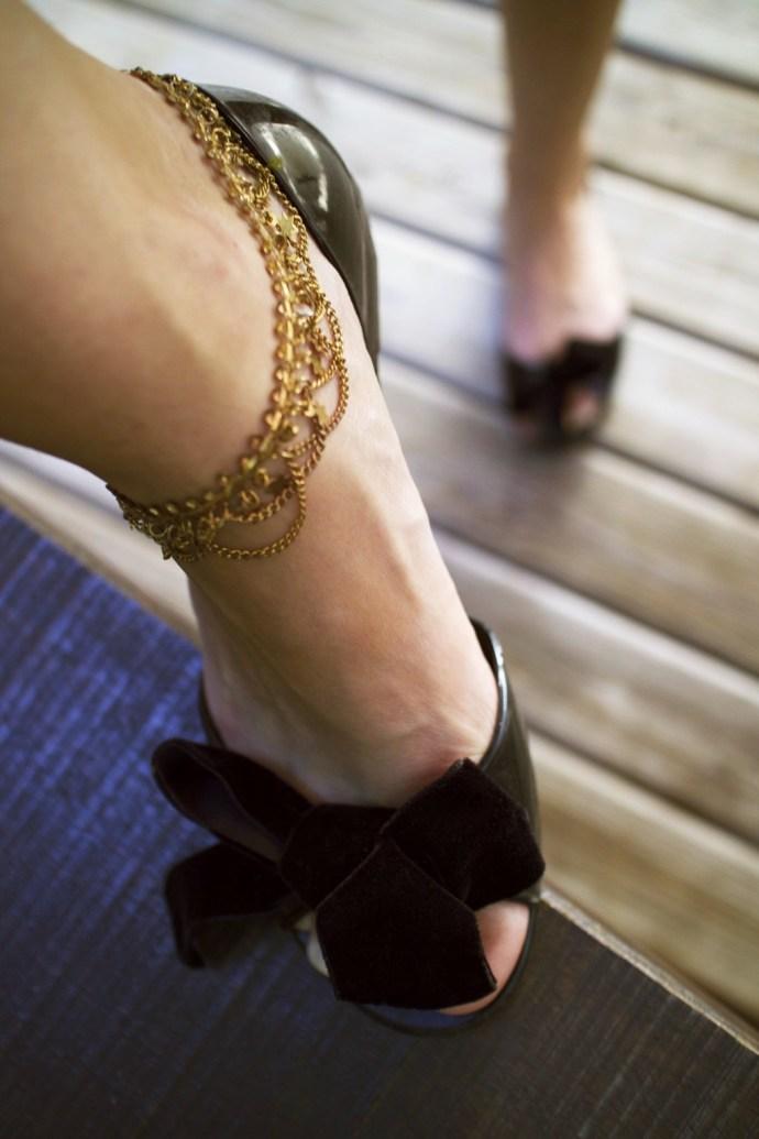 sandales andre noeuds