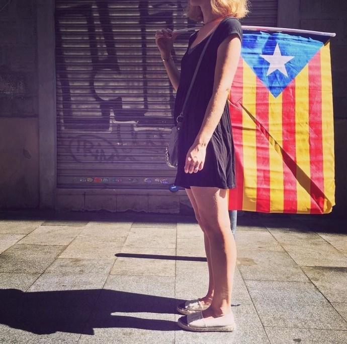 5 ans à Barcelone diada