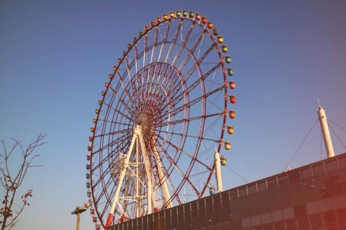 grande roue odaiba