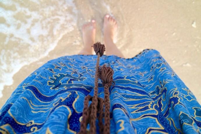 tenue de plage