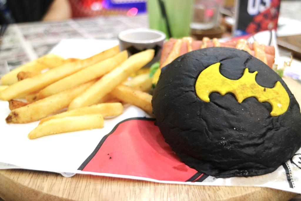Burger Batman