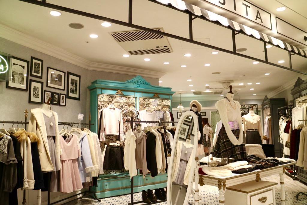 Shibuya 109 Shopping