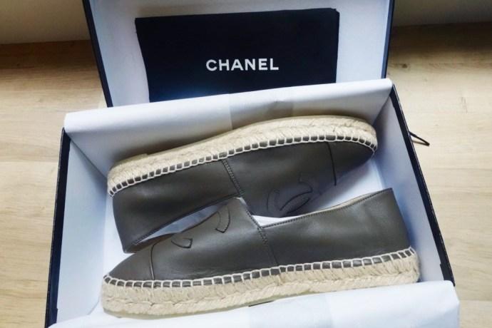 Espadrilles Chanel de Luxe
