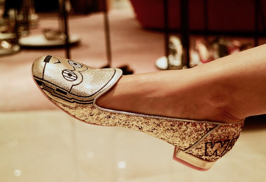 les chaussures irregular choice x star wars essayages. Black Bedroom Furniture Sets. Home Design Ideas