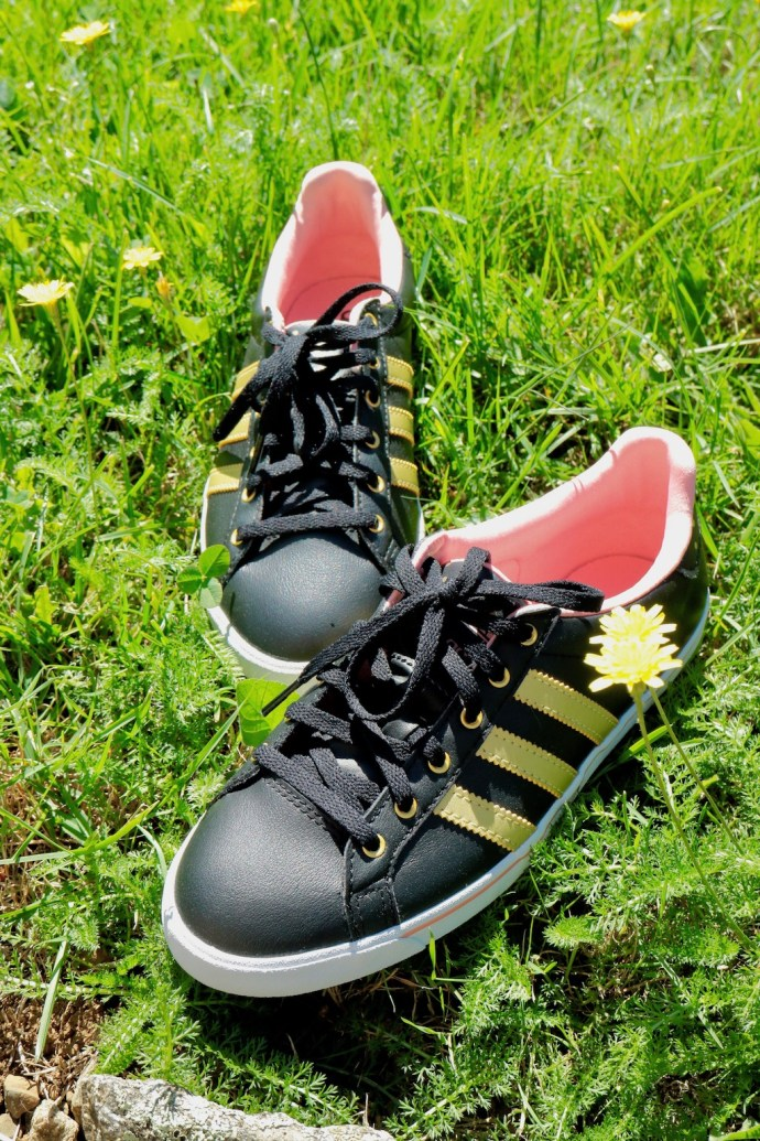 sneakers black adidas originals