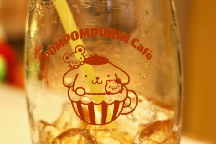ice tea sanrio