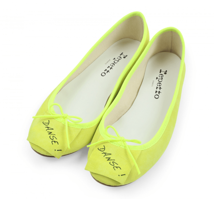 ballerines post-it repetto