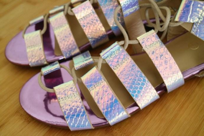 sandales holo