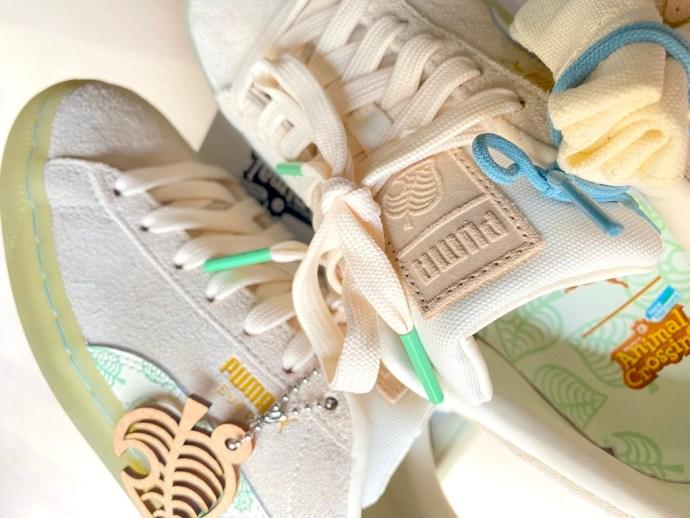 sneakers animal crossing puma