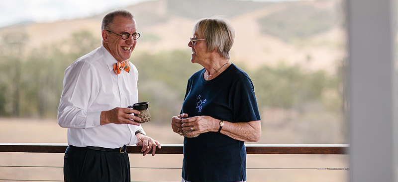 Planning for retirement - Bow Tie Financial Services Brisbane