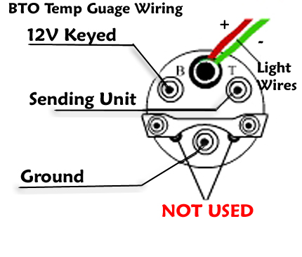 Water Temp Gauge Wiring Diagram, Water, Free Engine Image