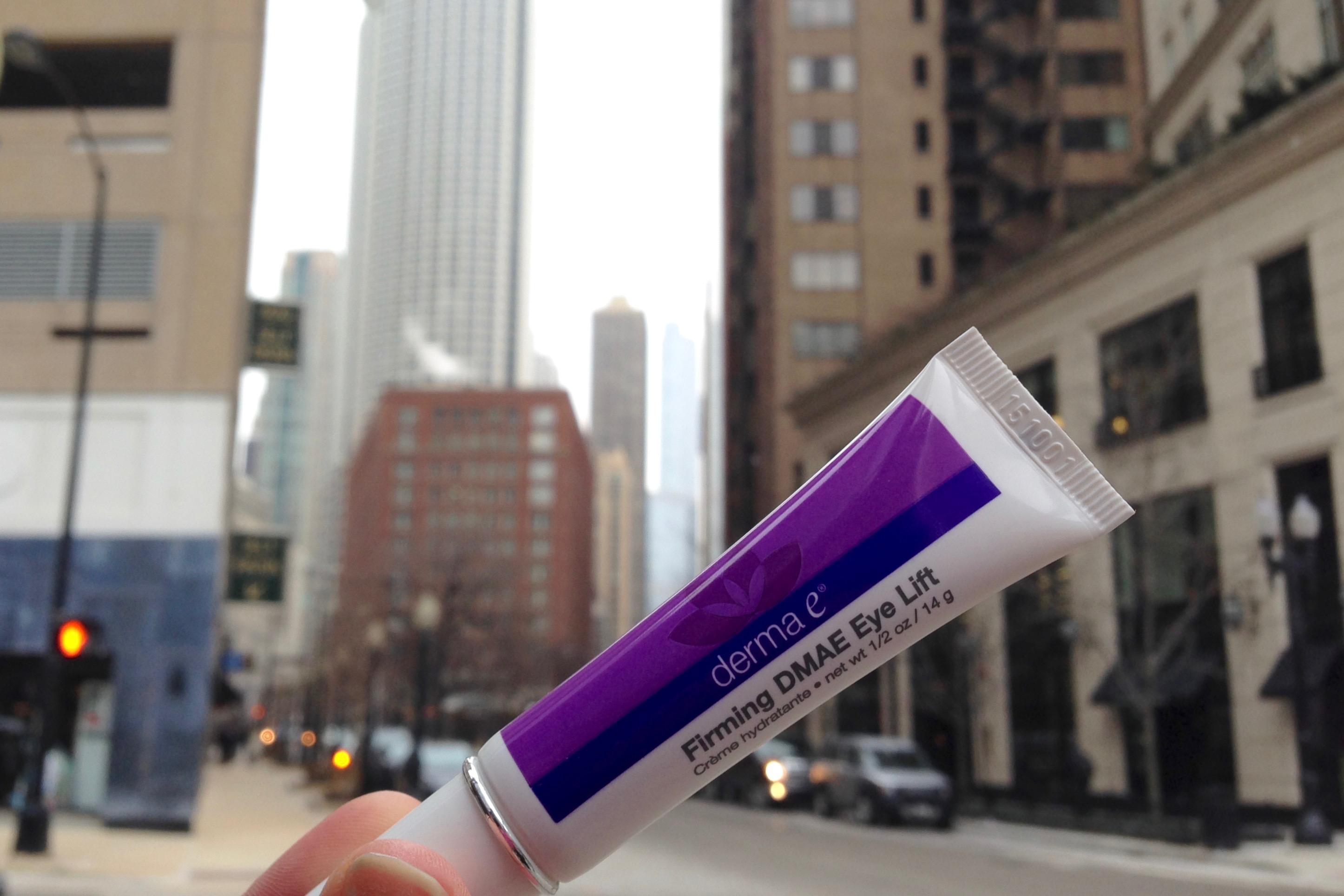 derma e skincare chicago www.bowtifullife.com