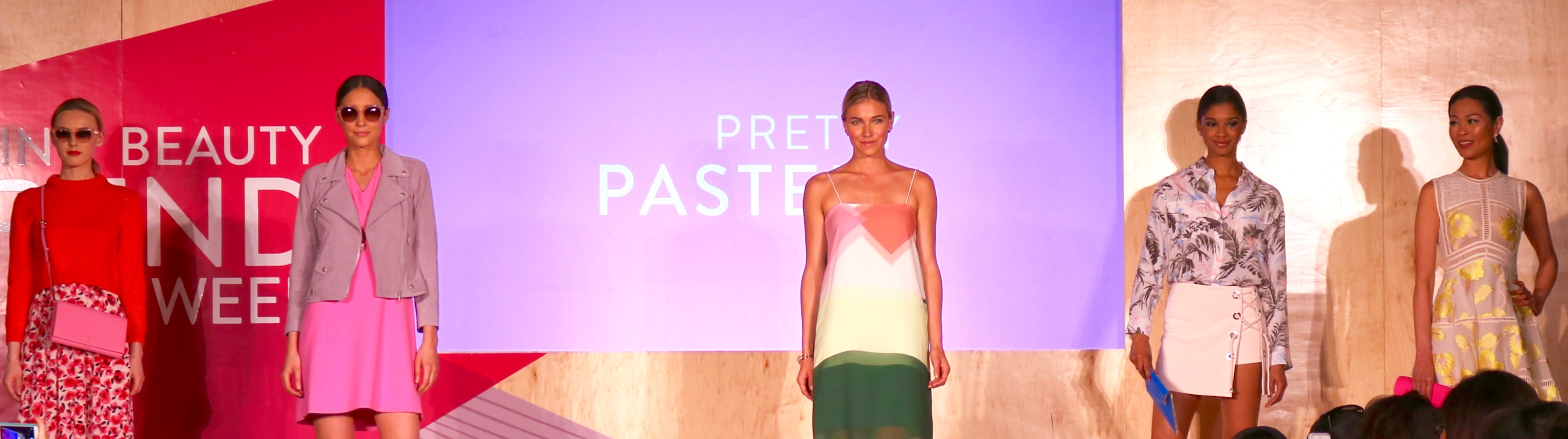 pretty pastels Nordstrom Beauty Trend Show 2016 Spring Bowtiful Life 3