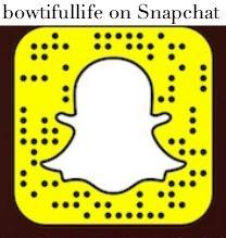 snapchat bowtifullife blogger scan