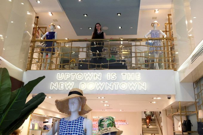 Bowtiful Life New York City Kate Spade Madison Avenue May 2016