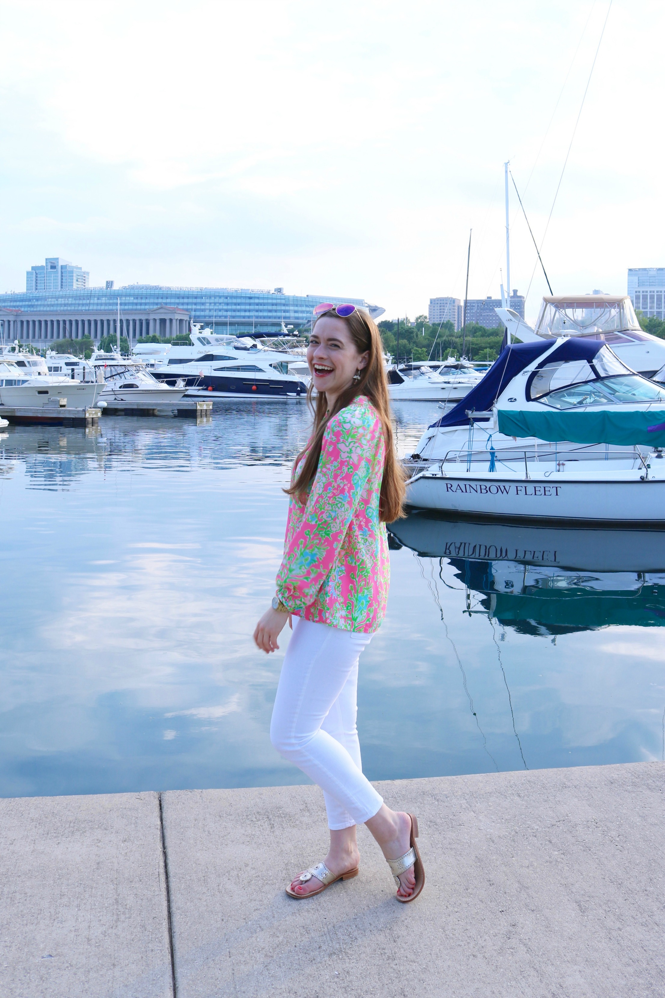 National Wear Your Lilly Day 2016 - Bowtiful Life