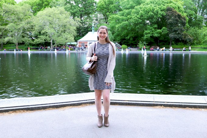 Bowtiful Life Conservatory Water New York Central Park OOTD