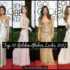 Golden Globes 2017 Top Ten – Red Carpet Favorites