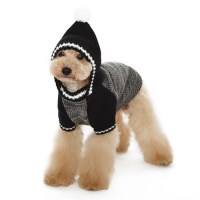 Contrast Hoodie Dog Sweater, dog sweaters, sweaters for ...